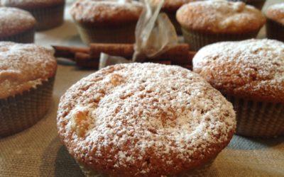 Muffin mela, uvetta e cannella – Brown Eyed Girl