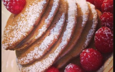 Pancake cannella e marmellata – For what it's worth #noallaviolenzasulledonne