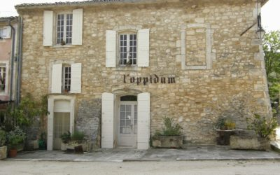 Oppède le Vieux – Il silenzio di un villaggio fantasma che incanta