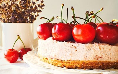 Nocheese-cake ai frutti rossi – Take me to church