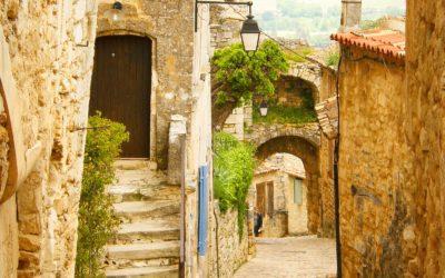 Lacoste, il borgo che ha sedotto il marchese De Sade… ed anche me!