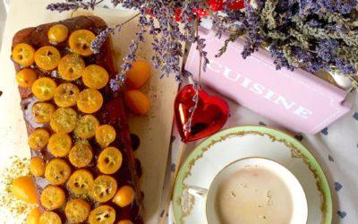 Plumcake veggie messaggio d'amore con cioccolato e succo d'arancia – J'aime Paris au mois de mai