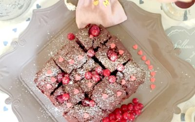 Brownies degli innamorati – J'aime Paris au mois de mai