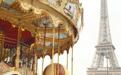 La tour Eiffel est toujours là – Trocadero, Champs de Mars, Invalides