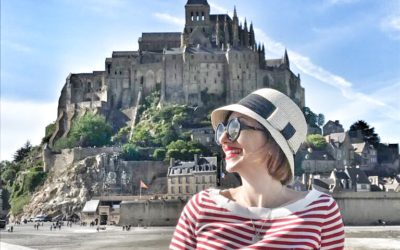 Mont Saint Michel, l'incanto di un istante