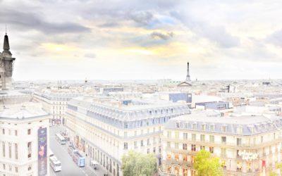Nuovo blog, chic e parisien!