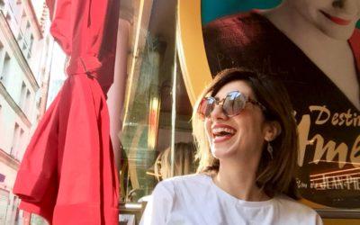 Un café a Paris con … Amélie Poulain!