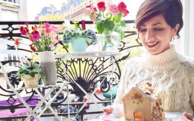 Casetta di biscotti, ma maisonette parisienne