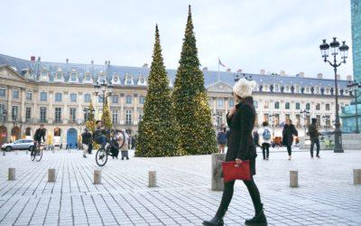 Place Vendôme, Parigi a Natale diventa magica e preziosa!