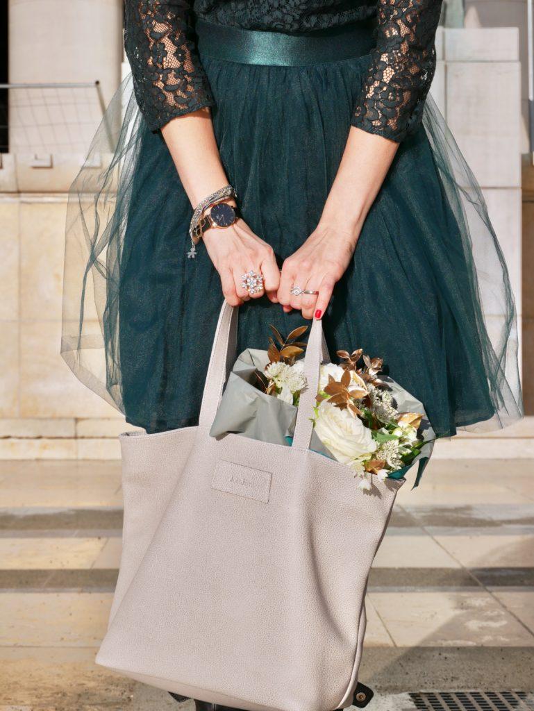 regali di natale, xmas, cadeaux de noel, borse in pelle, johnkyril, fiori, tour eiffel, parigi, naf naf, eleganza parigina, paris fashion, petit cabas