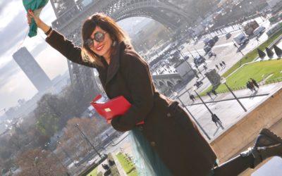 Per Natale a Parigi mi vesto di sogni!
