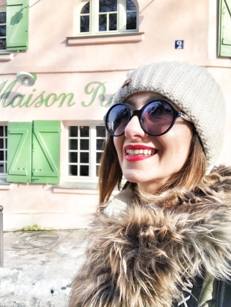 Parigi sotto la neve, parigi neve, neve a Paris, snow in Paris, printemps, montmartre, montmartre sotto la neve, neve a Montmartre, jardin des tuileries, impastastorie, impastastorie bistrot, nevicata a Parigi, nevicata a Paris