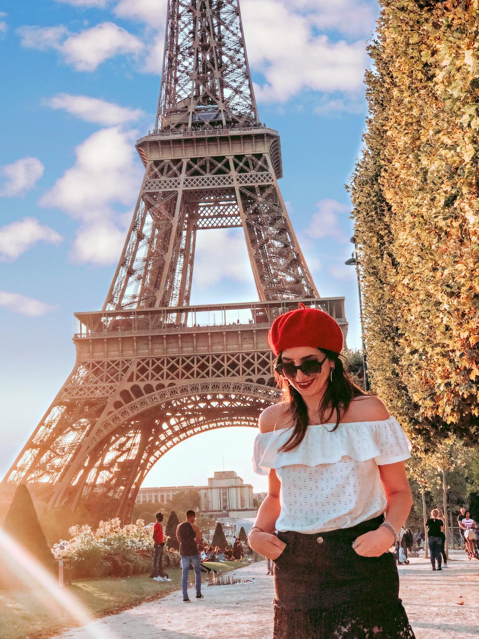 Paris, Parigi, tour eiffel, eiffel tower, Champ de Mars, guida Parigi, Paris tourism, Impastastorie Bistrot,