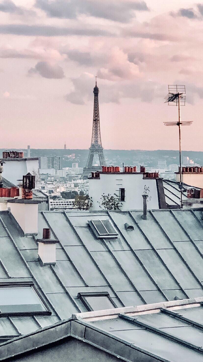 Parigi, Paris, Montmartre, Sacre Coeur, i piú bei panorami di Parigi, Impastastorie