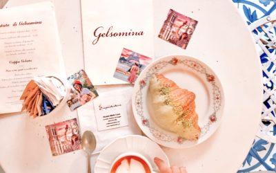 Gelsomina a Milano, brioches e cappuccino da sogno!
