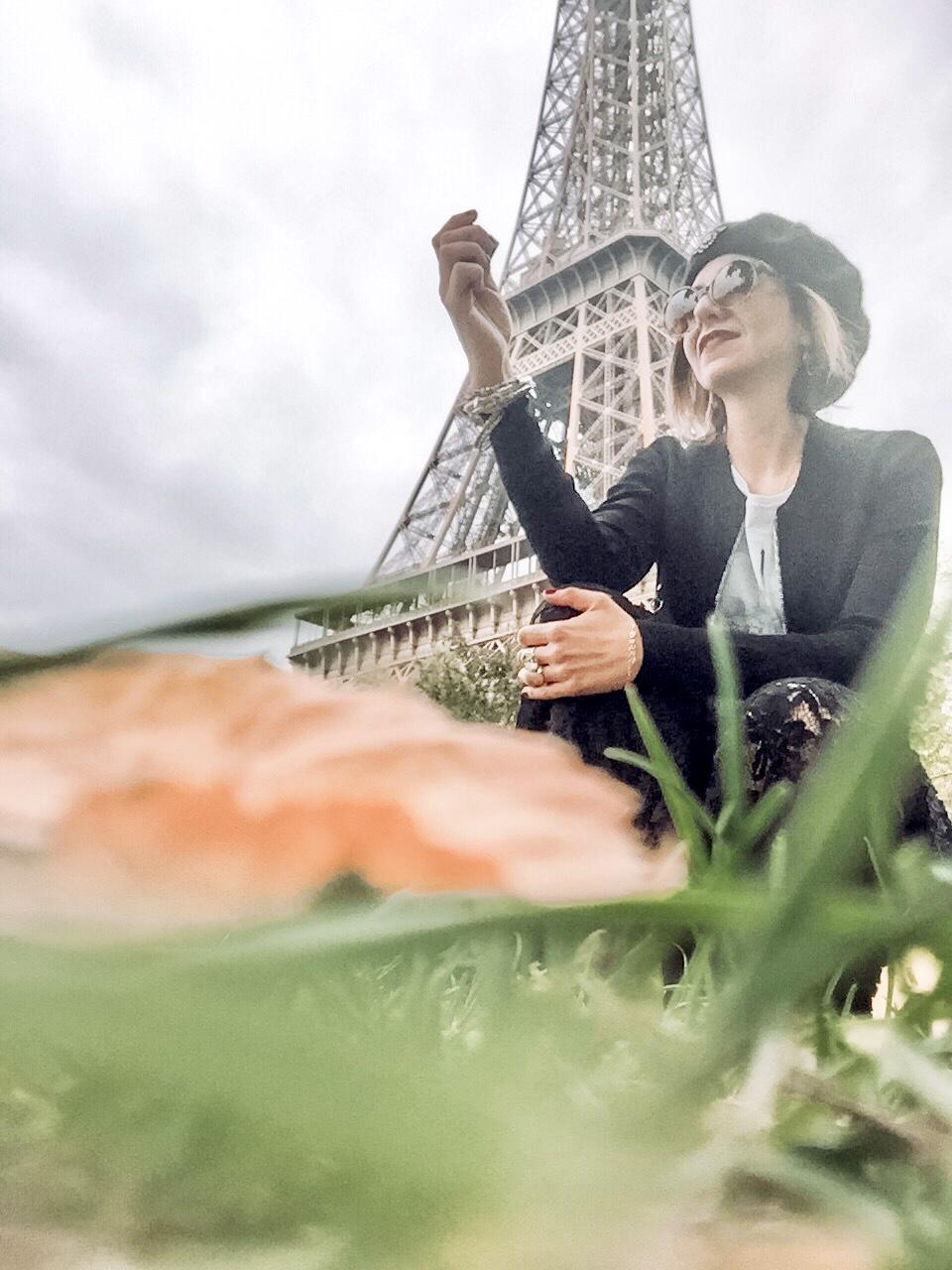 Parigi in autunno, jardin de luxembourg, Impastastorie, impastastorie bistrot, autumn in paris, Champ de Mars, Tour eiffel, eiffel tower in autumn