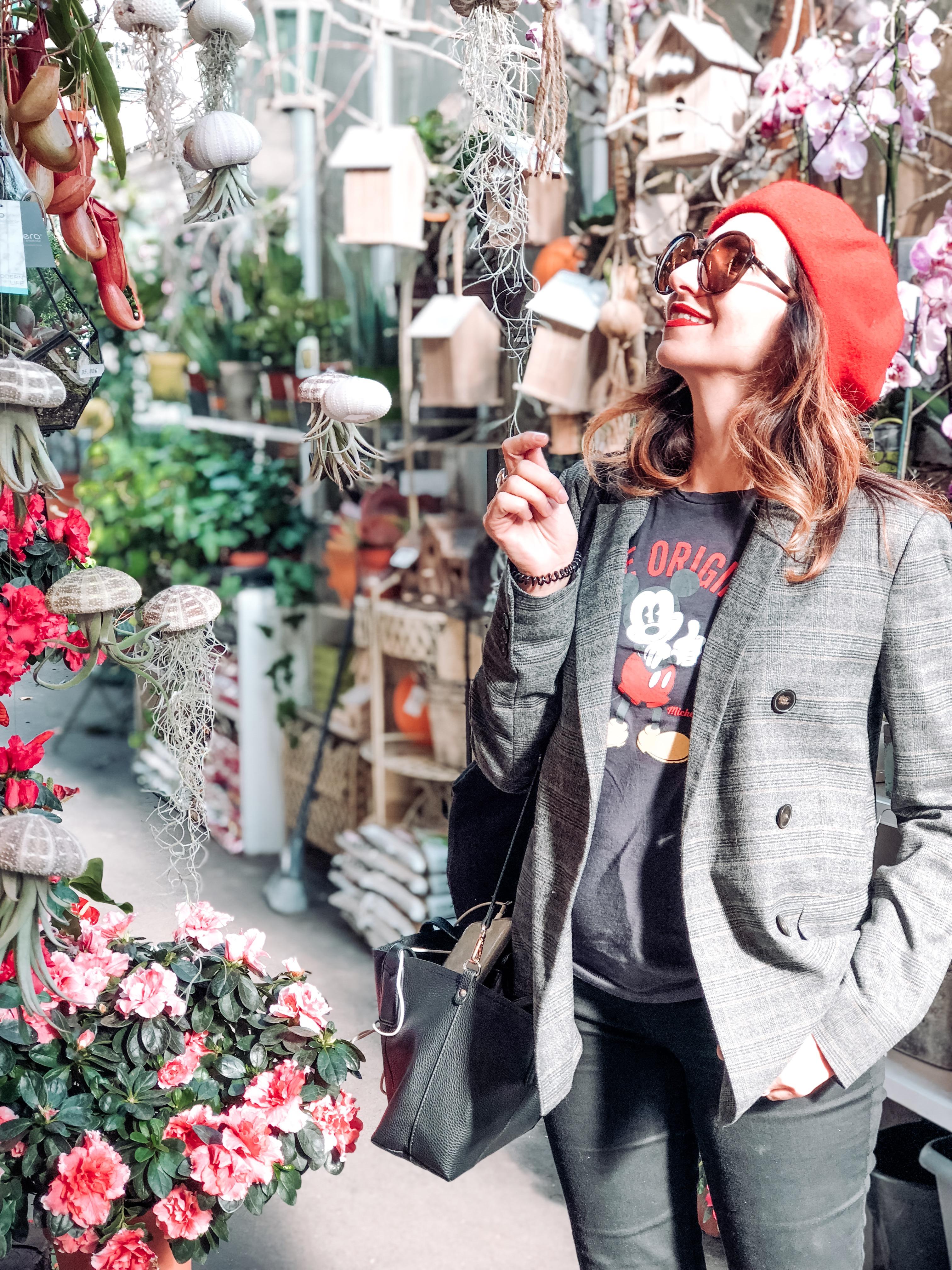 Marché aux fleurs de Paris, Parigi in autunno, jardin de luxembourg, Impastastorie, impastastorie bistrot, autumn in paris, Champ de Mars, Tour eiffel, eiffel tower in autumn