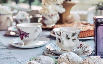 Scones senza latte per i vostri afternoon tea!