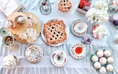 Afternoon tea, il rito inglese con @enjoycooffeeandmore