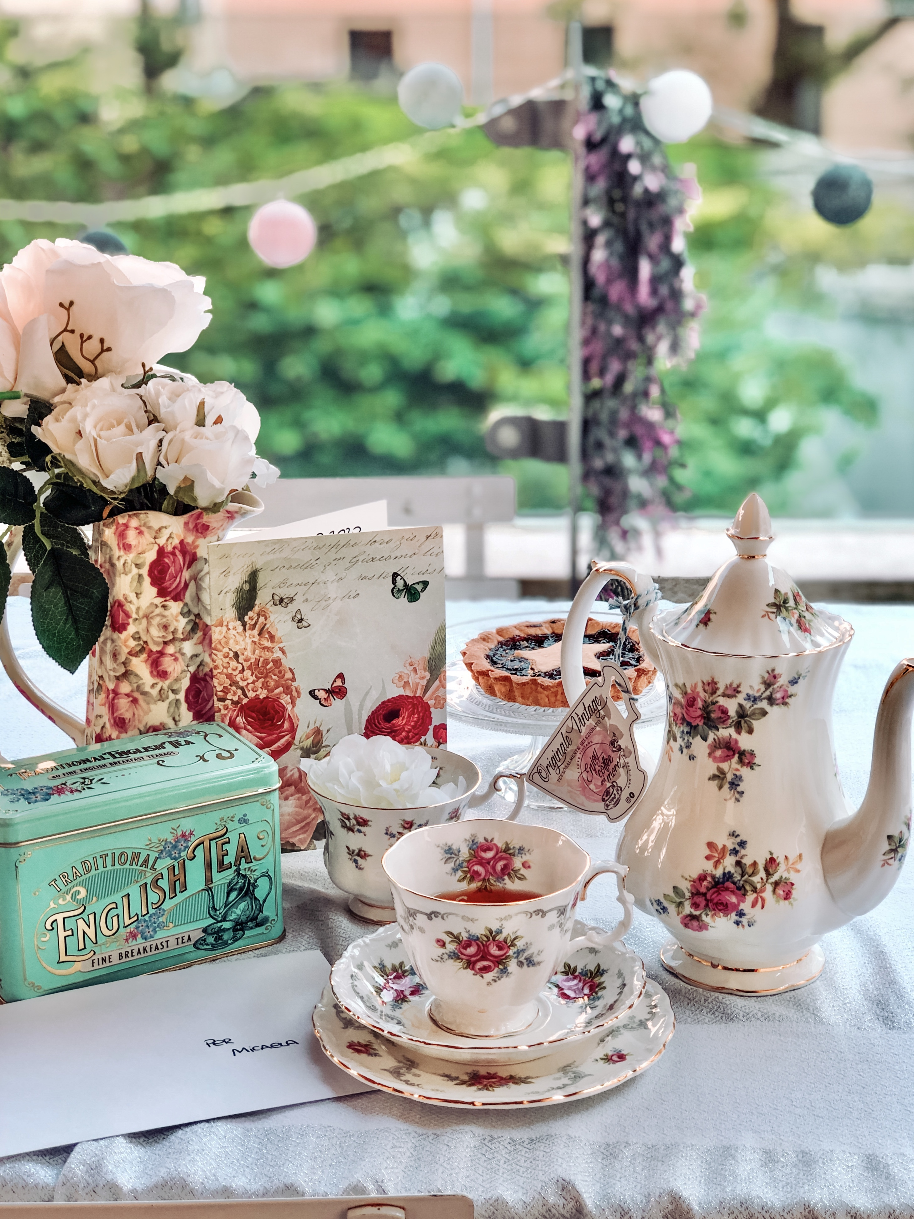 afternoon tea, tea inglese, il rito del tea, porcellane inglesi, enjoycoffeeandmore, impastastorie bistrot