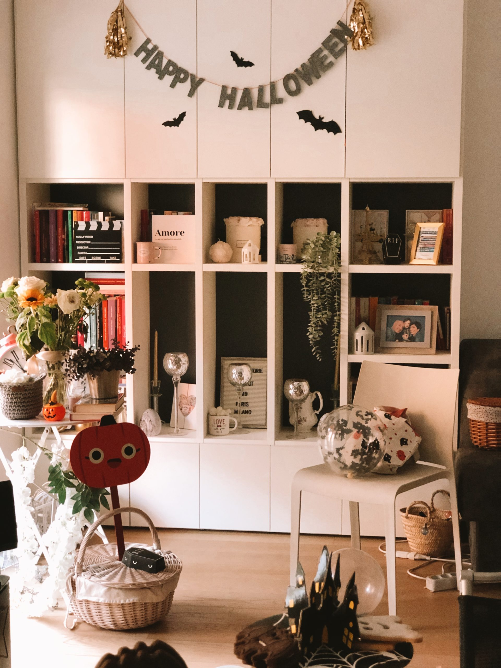Halloween a casa